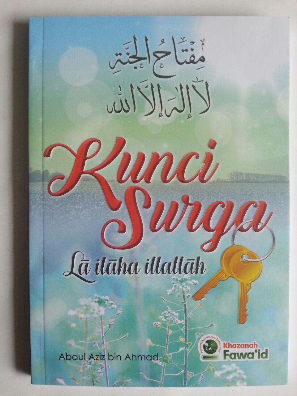 Buku Kunci Surga Laa Ilaaha Illallaah cover