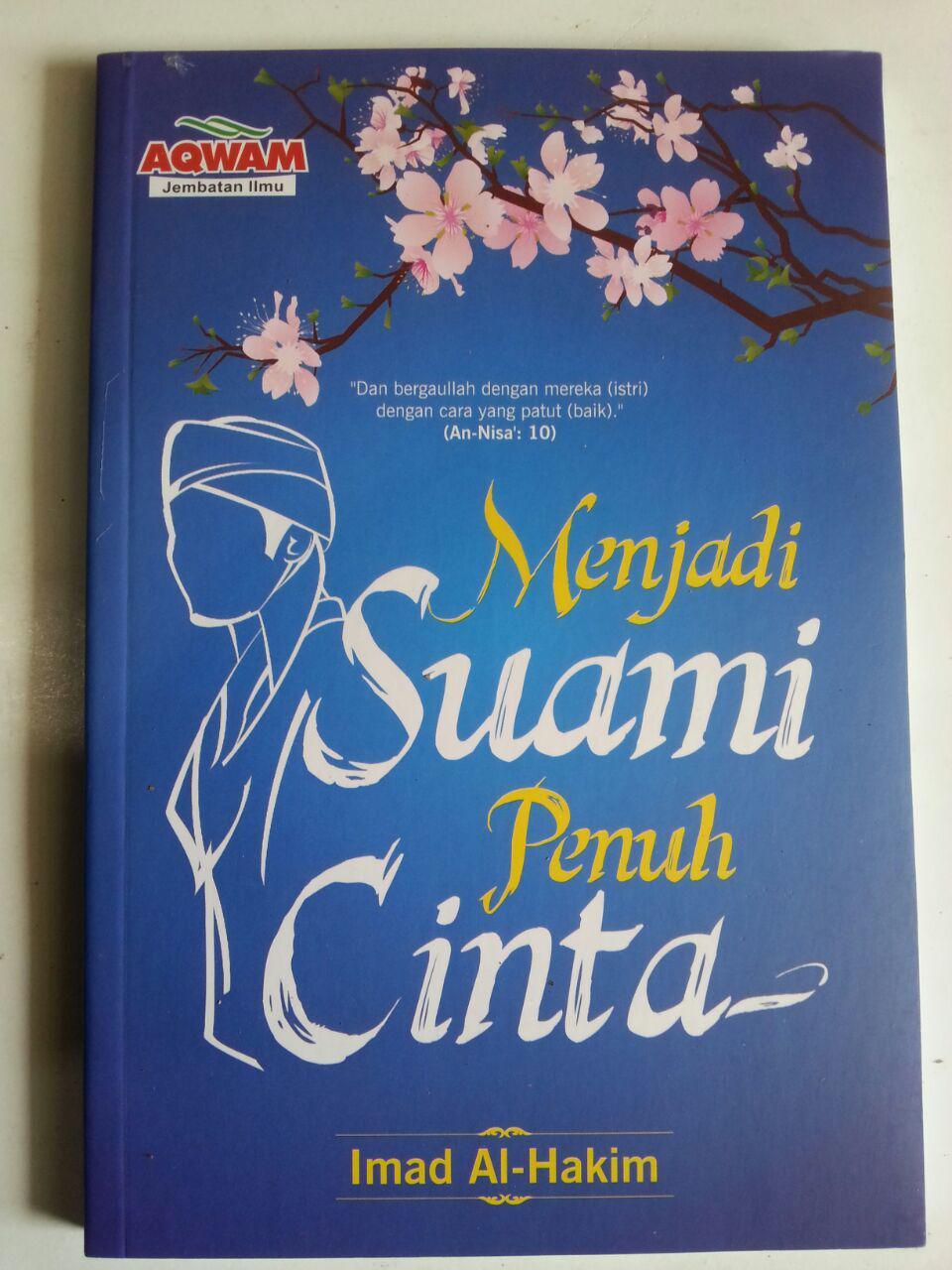 Buku Menjadi Suami Penuh Cinta cover 2
