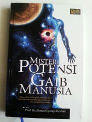 Buku Misteri Potensi Gaib Manusia Kajian Analitis Roh Jiwa Akal cover 2