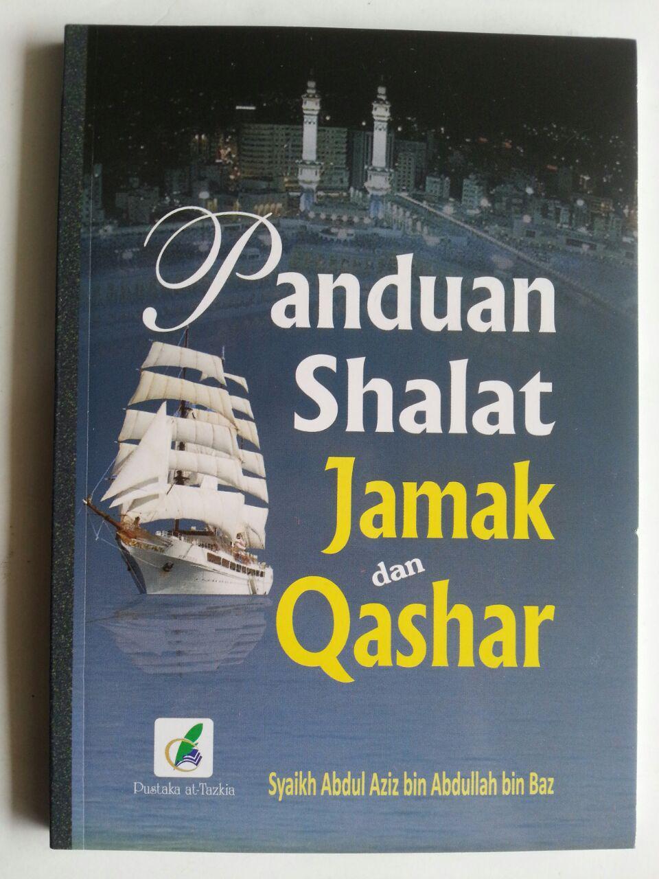 Buku Panduan Shalat Jamak Dan Qashar cover 2
