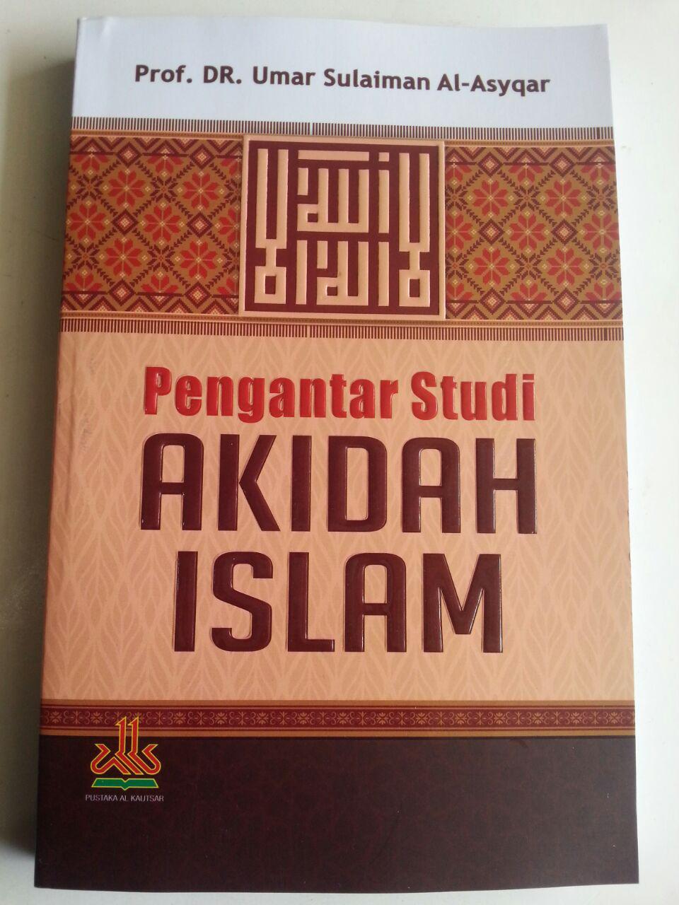 Buku Pengantar Studi Akidah Islam cover 2