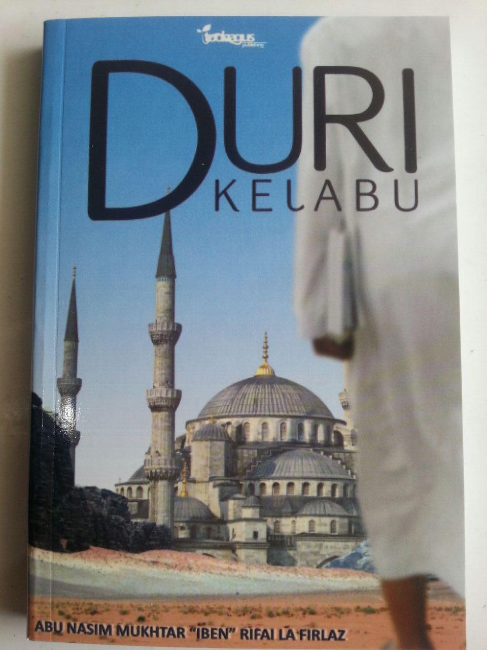 Buku Duri Kelabu Menuntut Ilmu Perjalanan Panjang Tanpa Batas cover 2