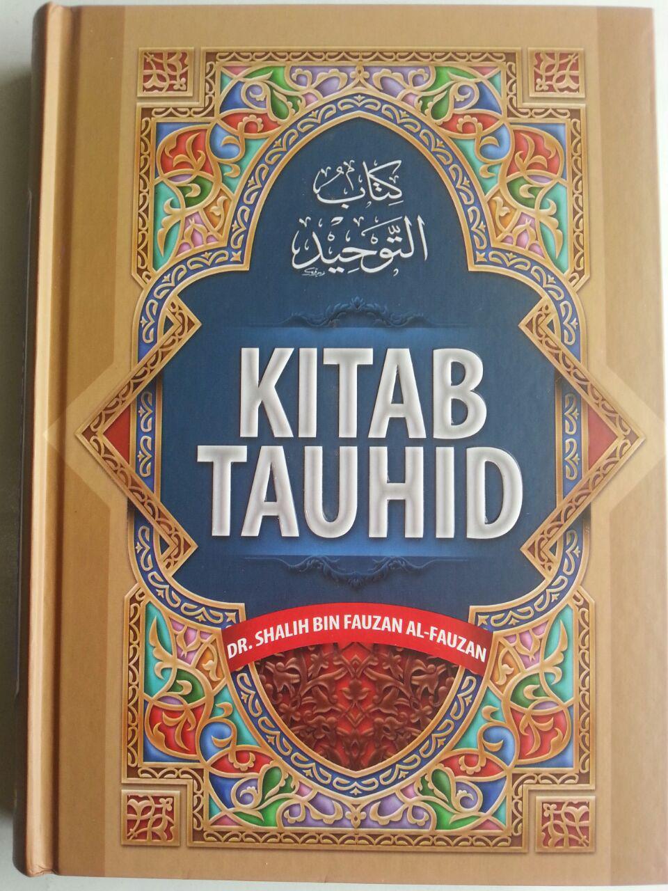 Buku Kitab Tauhid Syaikh Fauzan cover 2