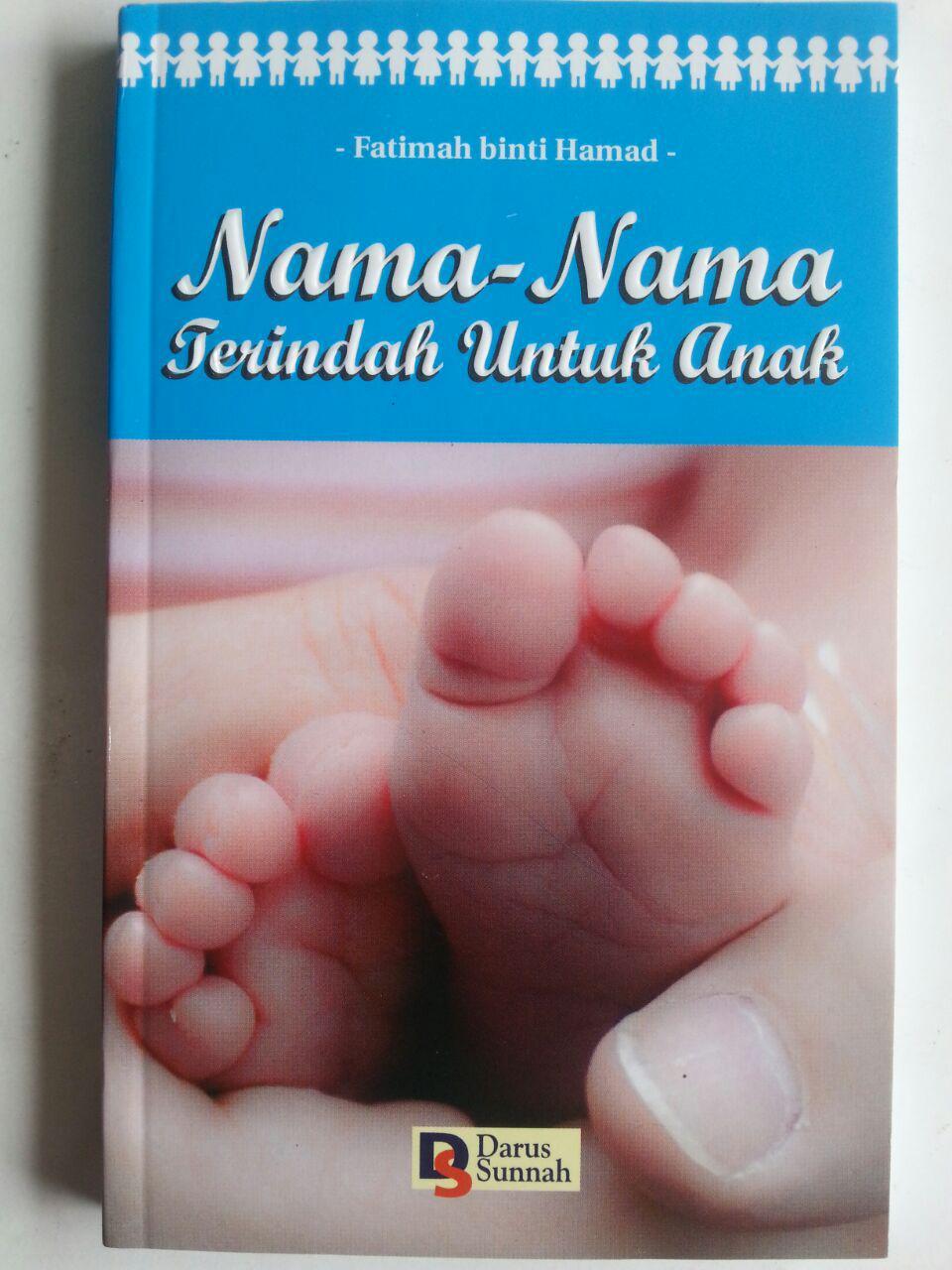 Buku Nama-Nama Terindah Untuk Anak cover 2