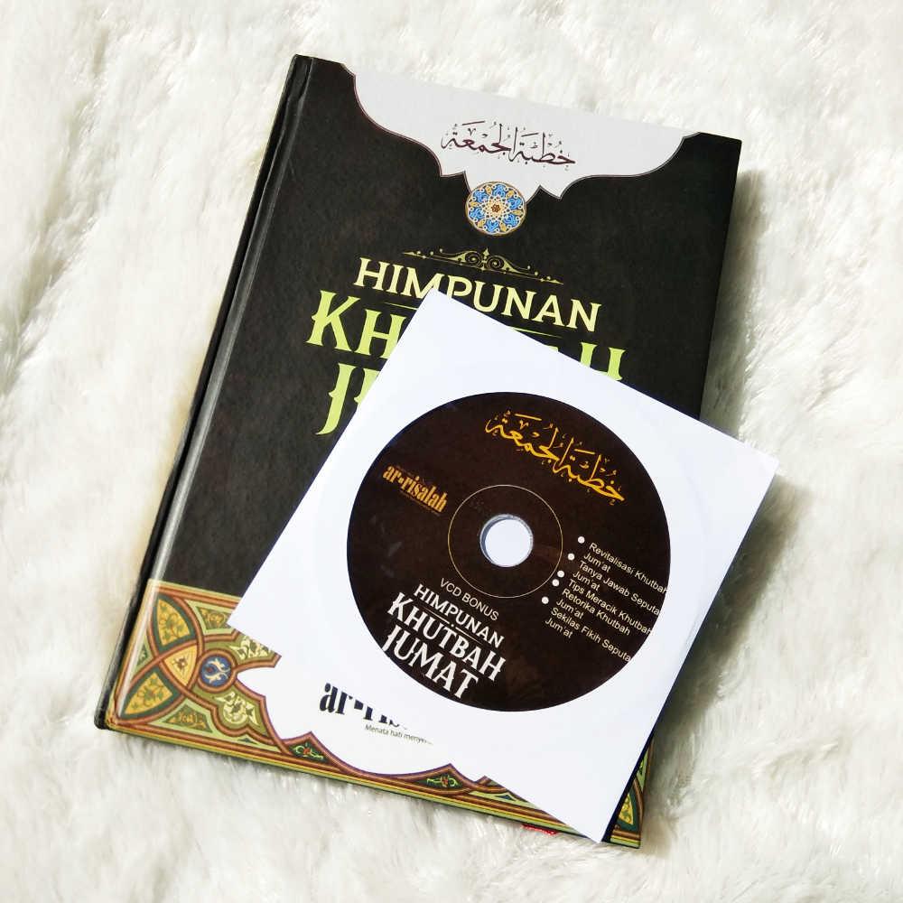 Buku Himpunan Khutbah Jumat Menata Hati Menyentuh Ruhani 2
