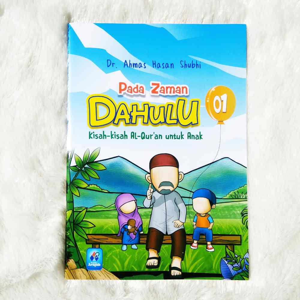 Buku Pada Zaman Dahulu Kisah-Kisah Al-Quran Untuk Anak 6 Jilid