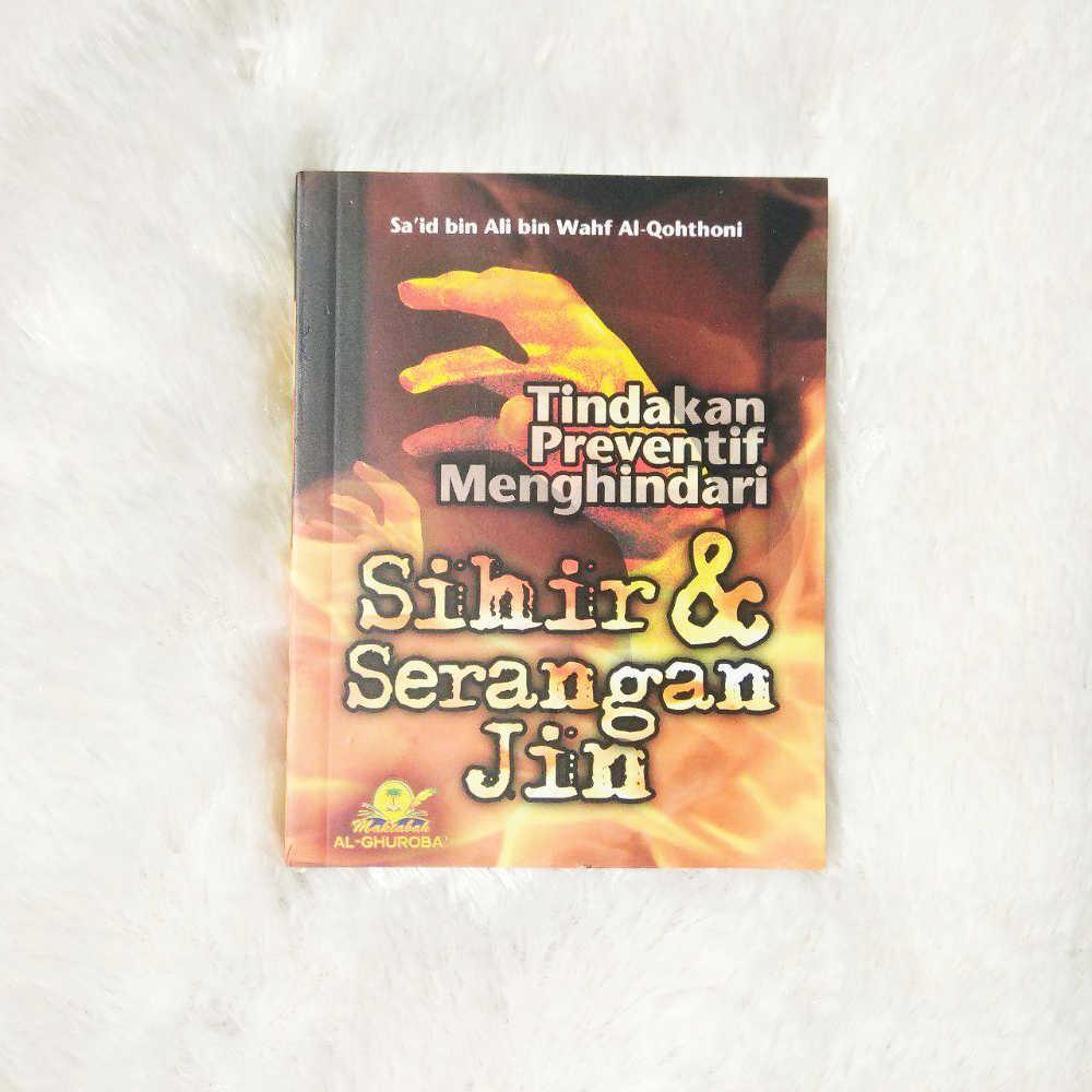 Buku Saku Tindakan Preventif Menghindari Sihir Dan Serangan Jin 1