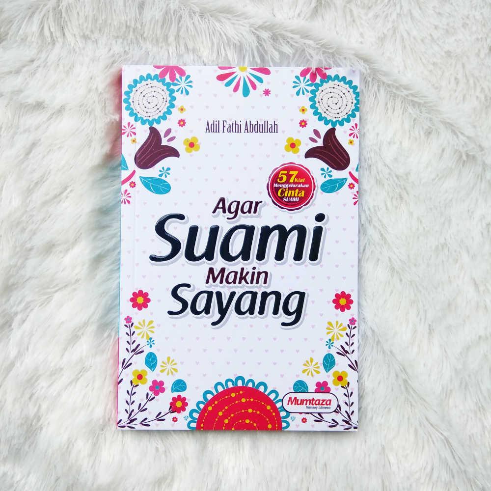 Paket Buku Agar Suami Istri Makin Sayang Kiat Menggelorakan Cinta 1