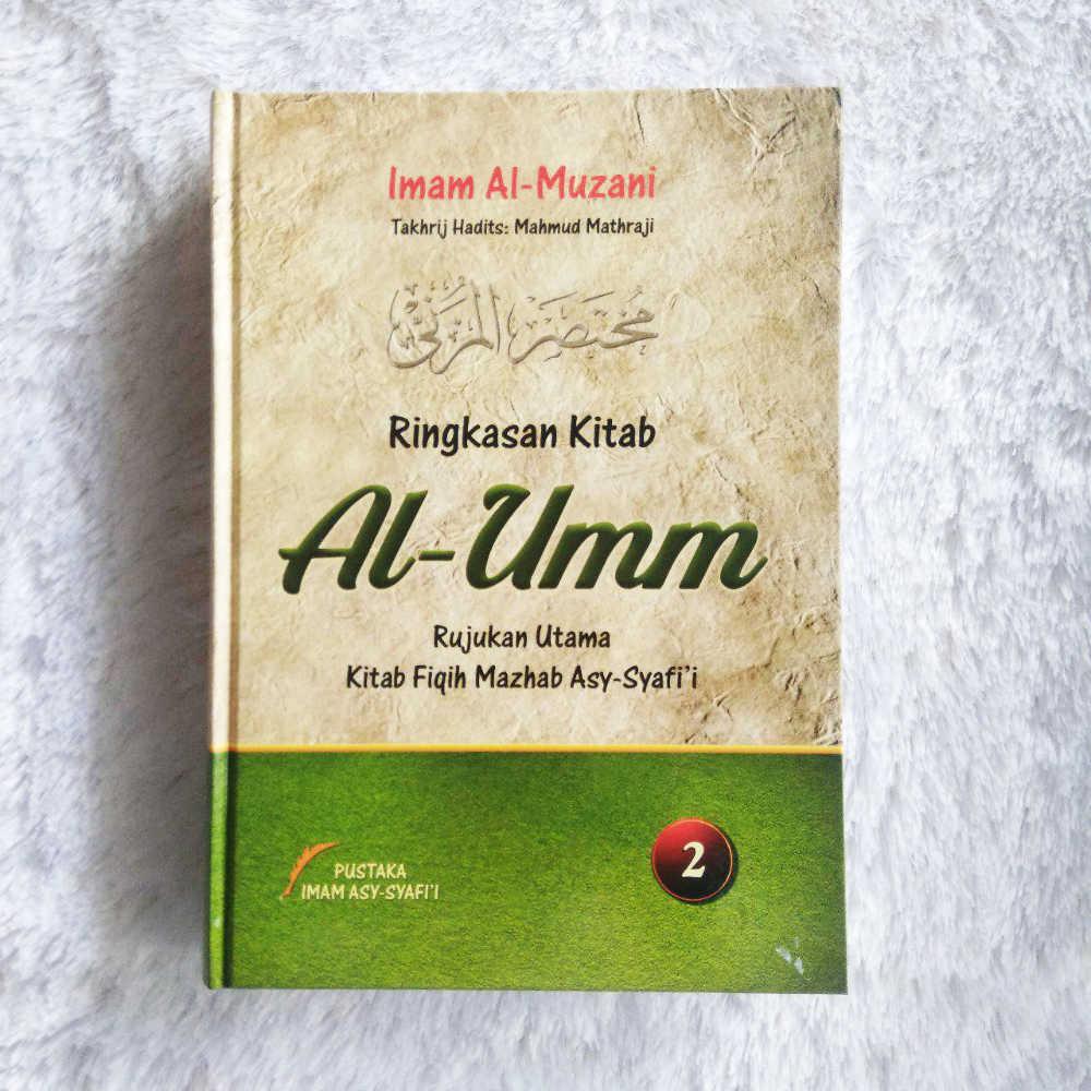 Buku Ringkasan Kitab Al-Umm Rujukan Utama Fiqih Mazhab Syafi'i Set