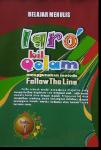 Buku Belajar Menulis Iqro Bil Qolam Metode Follow The Line