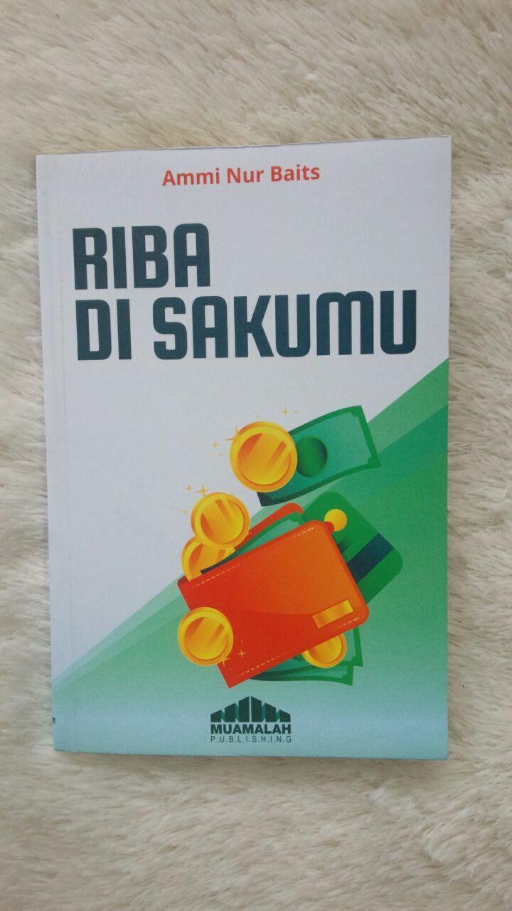 Buku Riba Di Sakumu