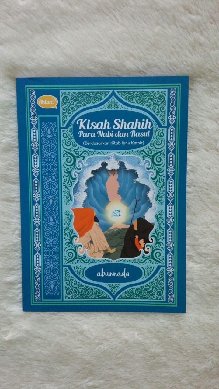 buku shahih kisah para nabi dan rasul