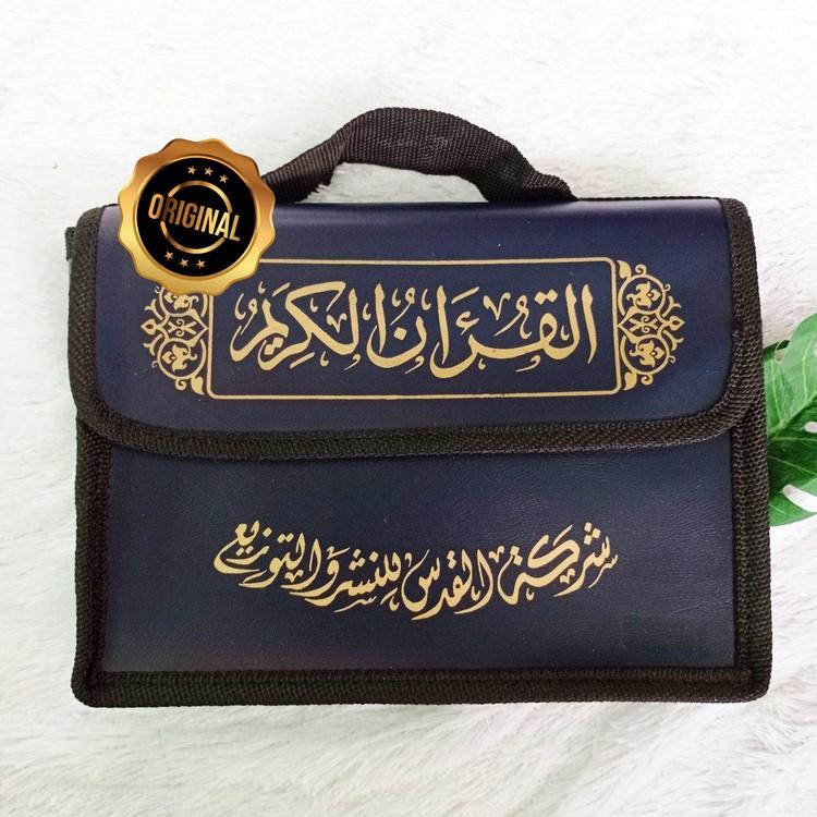 Al-Qur'an Beirut Per Juz Qudus Dompet Ukuran B5