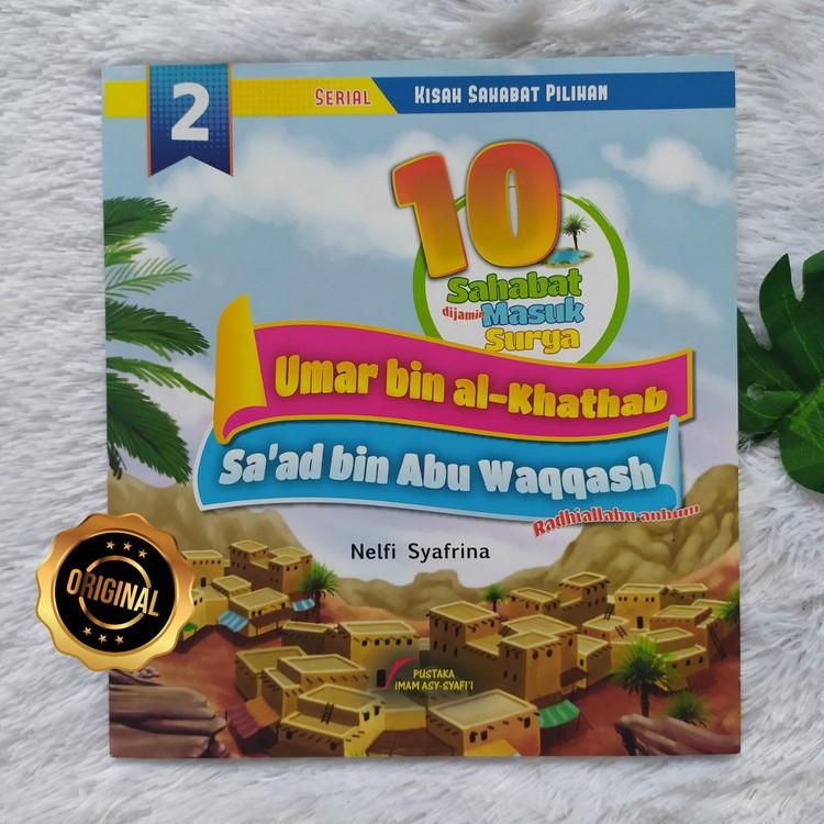 Buku Anak 10 Sahabat Di Jamin Masuk Surga Seri 2