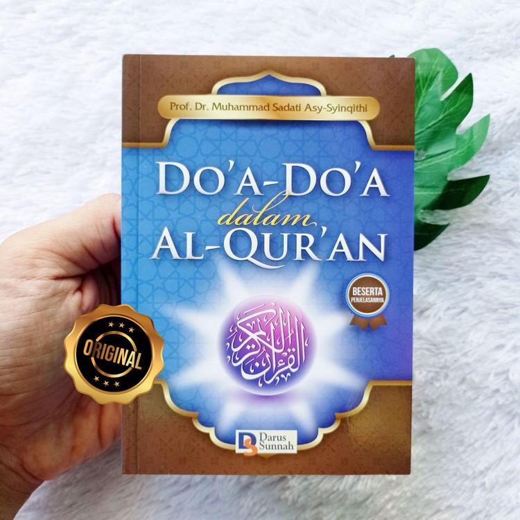Buku Doa-Doa Dalam Al-Qur'an Beserta Penjelasannya