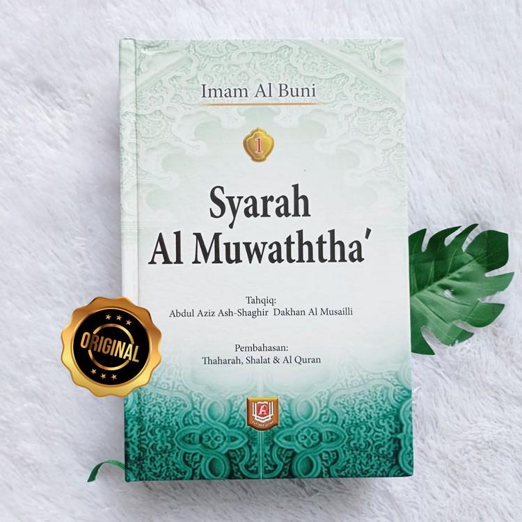 Buku Syarah Al Muwaththa