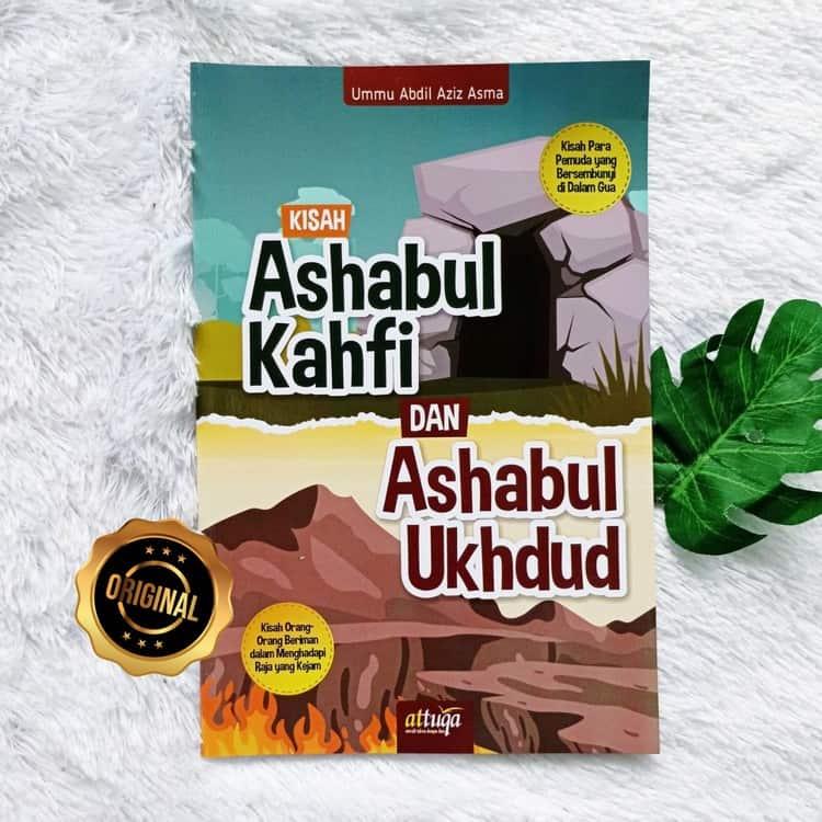 Buku Kisah Ashabul Kahfi Dan Ashabul Ukhdud