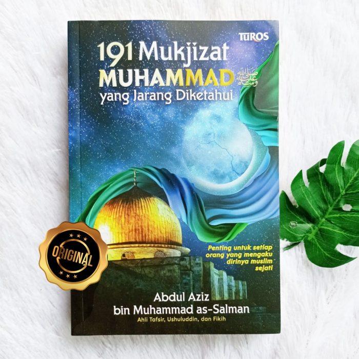 Buku 191 Mukjizat Muhammad Yang Jarang Diketahui
