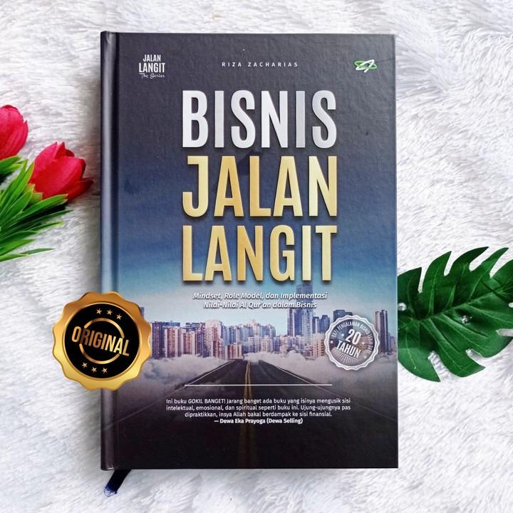 Buku Bisnis Jalan Langit Mindset Role Model Implementasi Nilai-Nilai Al-Qur'an