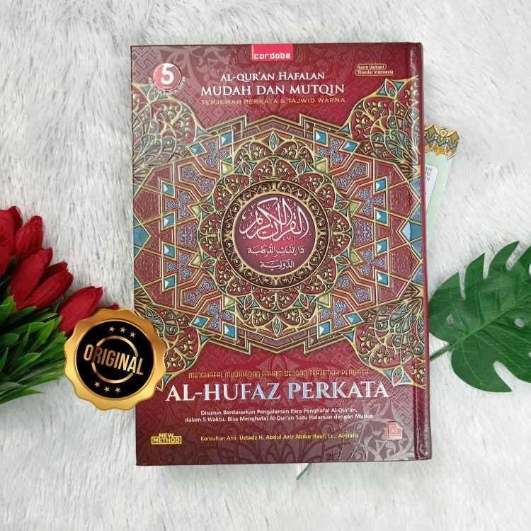 Al-Qur'an Hafalan Mudah Dan Mutqin Terjemah Al-Hufaz Perkata Ukuran A5