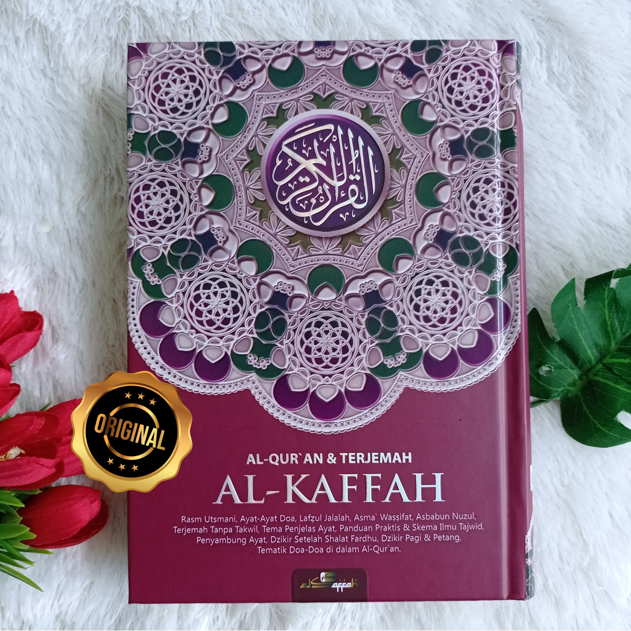 Al-Qur'an Dan Terjemah Al-Kaffah HC Ukuran A5
