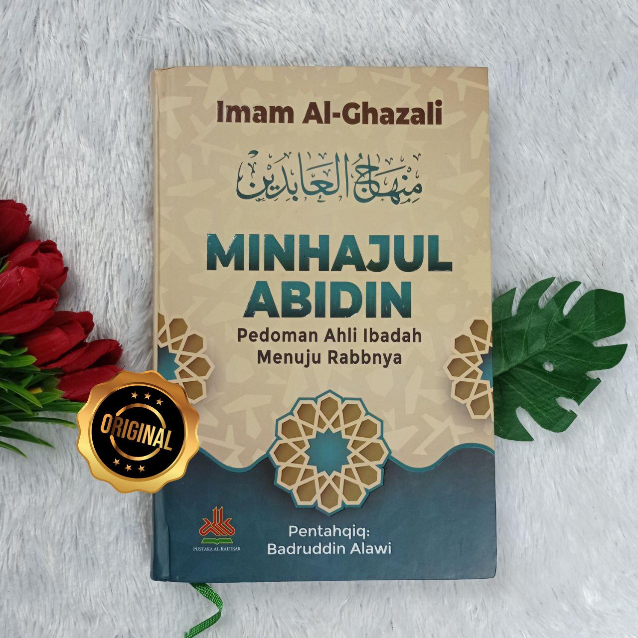 Buku Minhajul Abidin Pedoman Ahli Ibadah Menuju Rabbnya