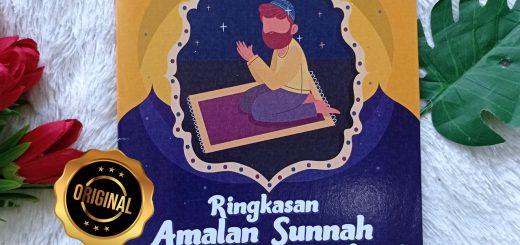 Buku Ringkasan Amalan Sunnah Dan Adab Sehari-hari