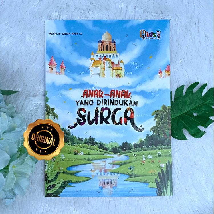 Buku Anak Anak Yang Dirindukan Surga
