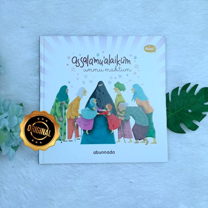 Buku Anak Assalamu 'Alaikum Ummu Maktum