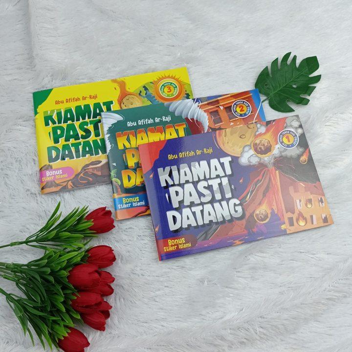 Buku Anak Kiamat Pasti Datang 1 Set 3 Jilid