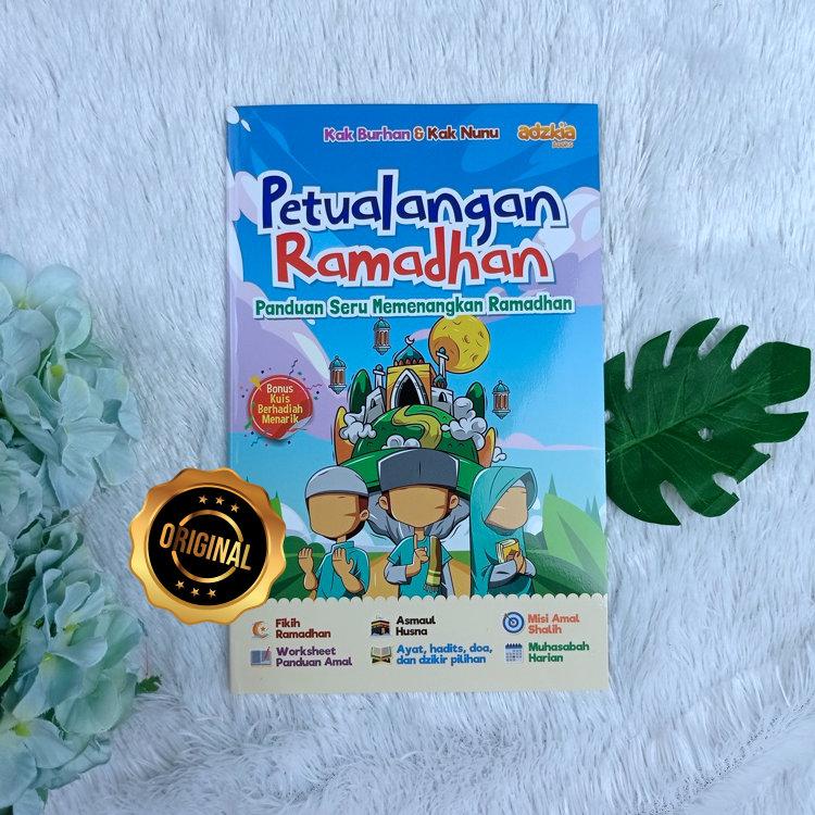 Buku Anak Petualangan Ramadhan