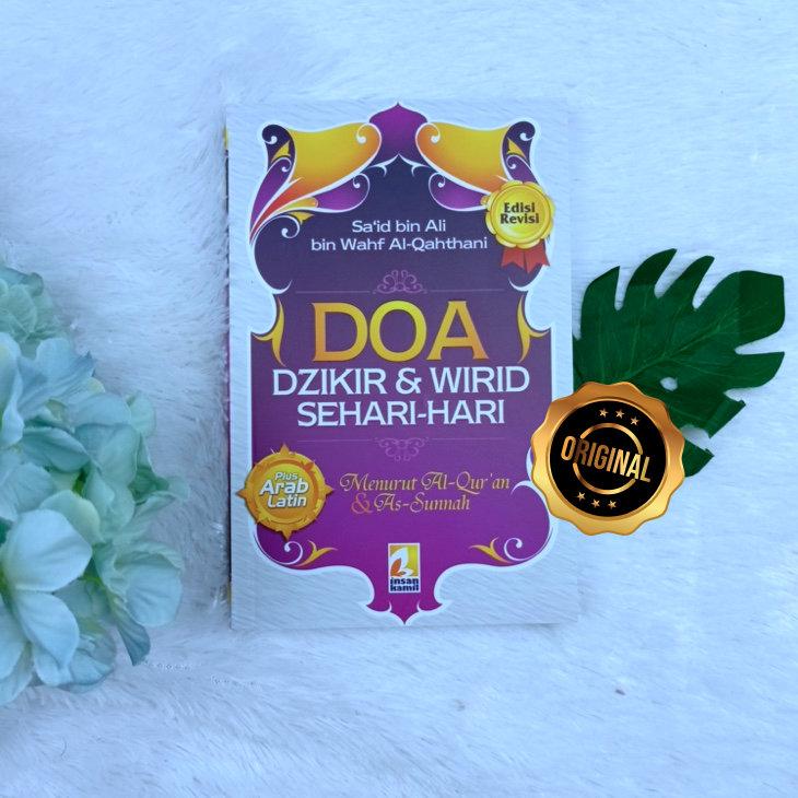 Buku Doa Dzikir Dan Wirid Sehari-hari Plus Arab Latin
