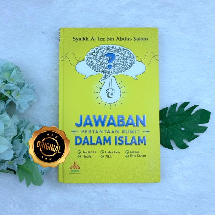 Buku Jawaban Pertanyaan Rumit Dalam Islam
