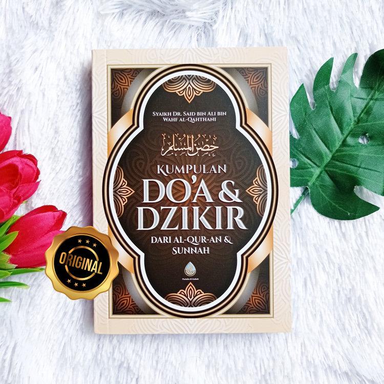 Buku Kumpulan Doa Dan Dzikir Dari Al Quran Dan Sunnah