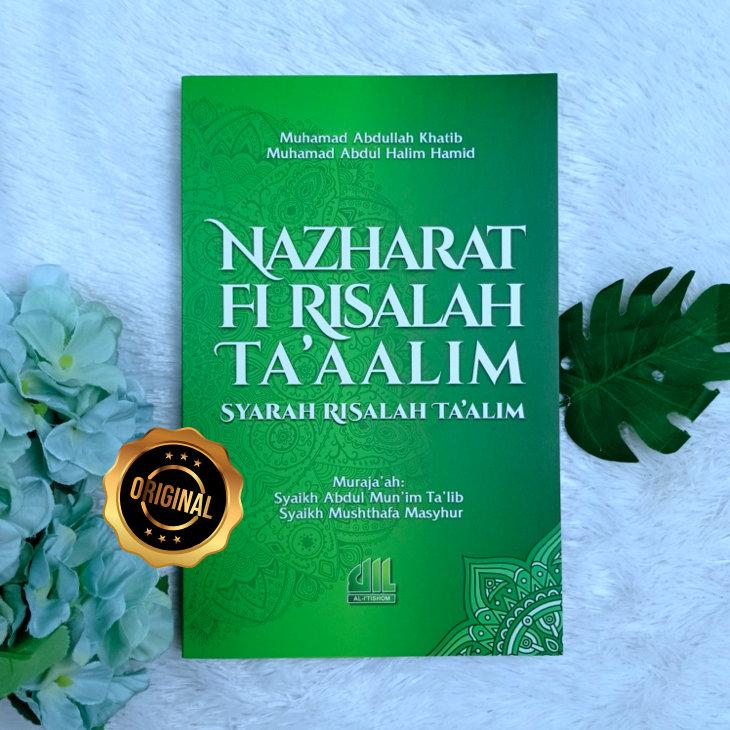Buku Nazharat Fi Risalah Ta'alim Syarah Risalah Ta'alim