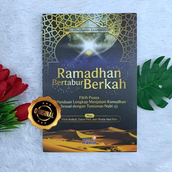 Buku Ramadhan Bertabur Berkah Panduan Menjalani Ramadhan