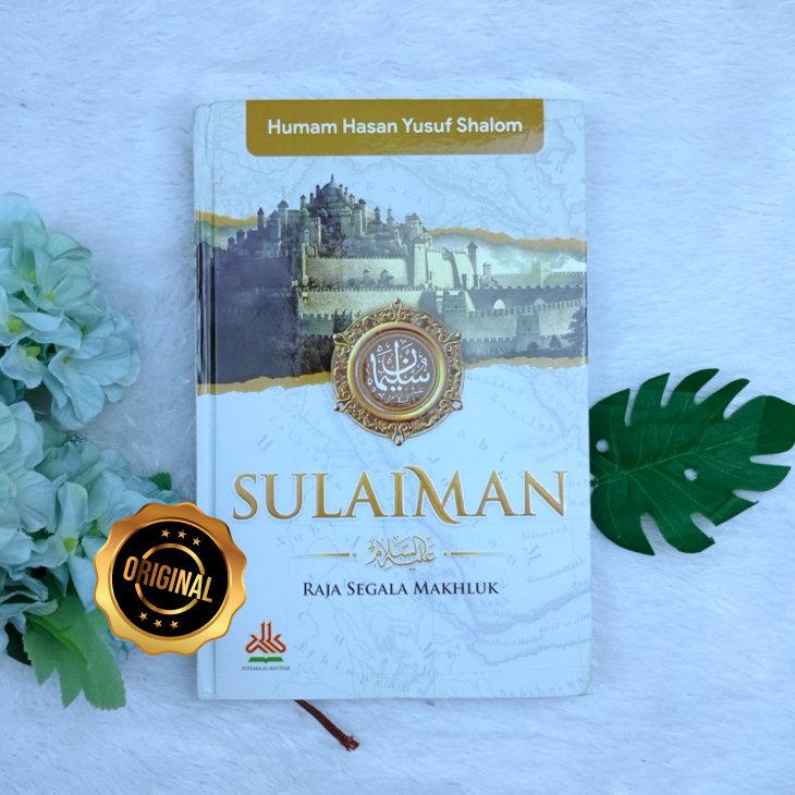 Buku Sulaiman Raja Segala Makhluk