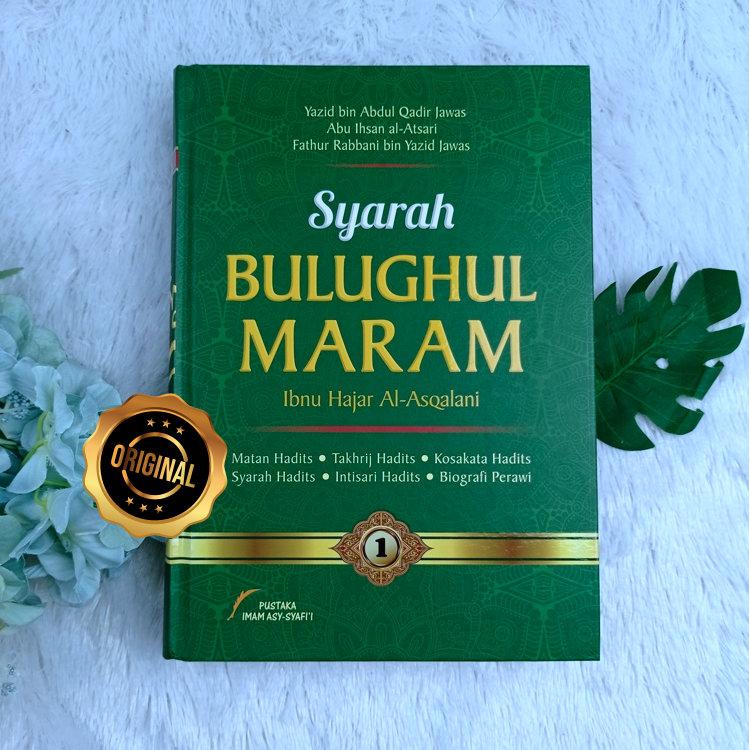 Buku Syarah Bulughul Maram 1 Set 5 Jilid
