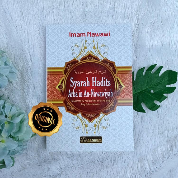 Buku Syarah Hadits Arba'in An-Nawawiyah SC