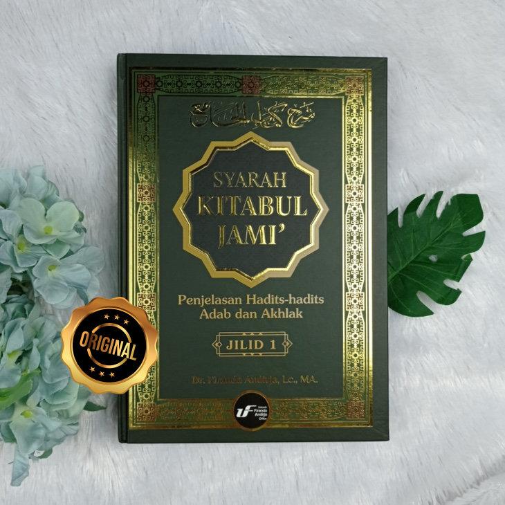 Buku Syarah Kitabul Jami' 1 set 2 Jilid