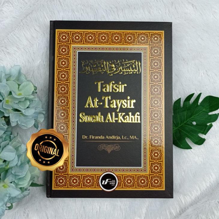 Buku Tafsir At-Taysir Surah Al-Kahfi