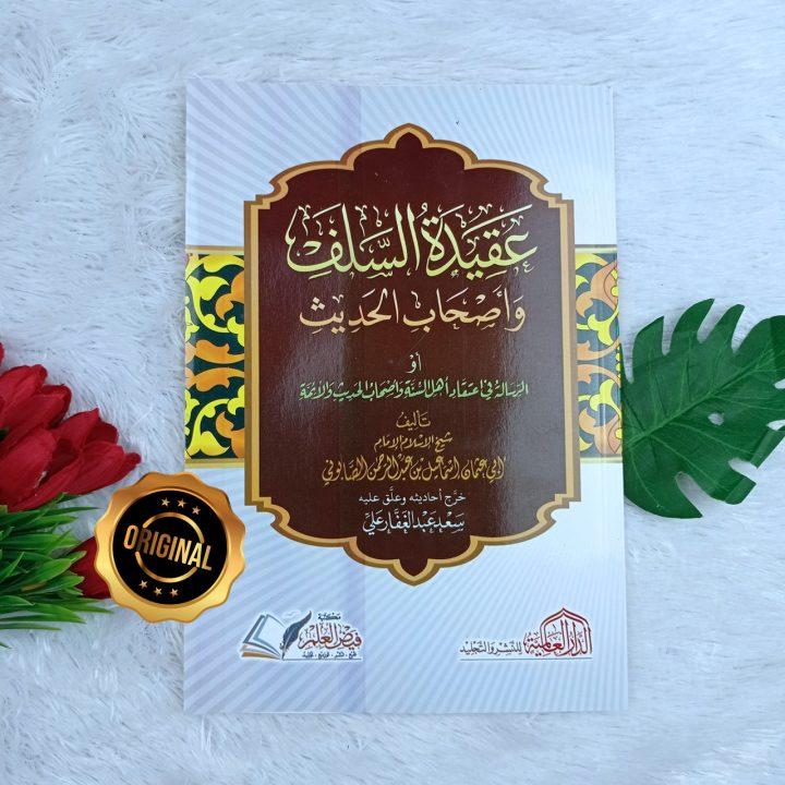 Kitab Aqidatus Salaf Wa Ashhabil Hadits