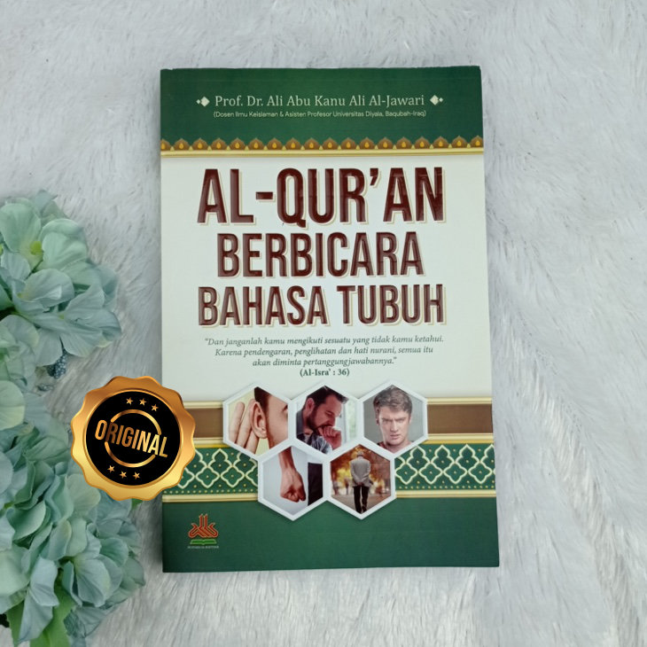 Buku Al-Qur'an Berbicara Bahasa Tubuh