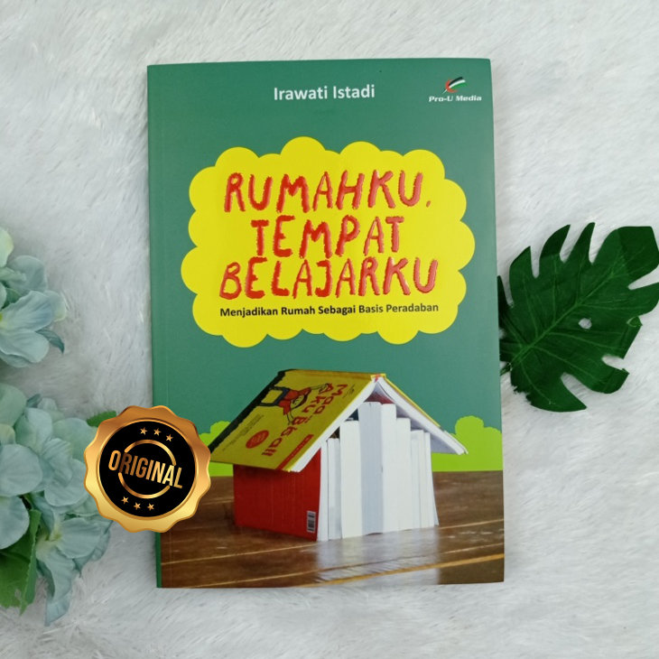 Buku Rumahku Tempat Belajarku