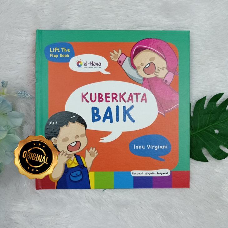 Buku Anak HC Kuberkata Baik