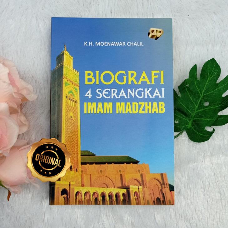 Buku Biografi 4 Serangkai Imam Madzhab