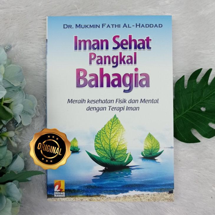 Buku Iman Sehat Pangkal Bahagia