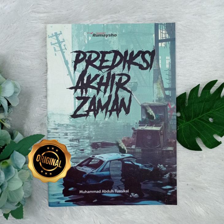 Buku Prediksi Akhir Zaman