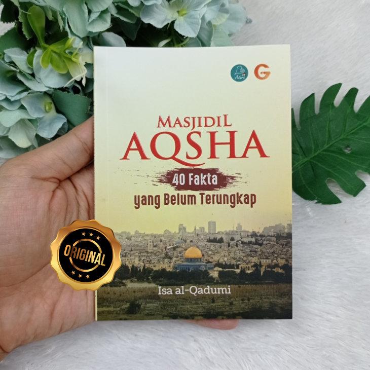 Buku Saku Masjidil Aqsha 40 Fakta Yang Belum Terungkap