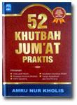 Buku 52 Khutbah Jum'at Praktis